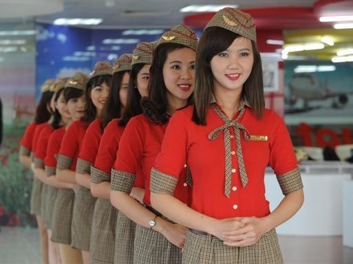 Vietjet tiếp tục tuyển dụng tiếp viên hàng không