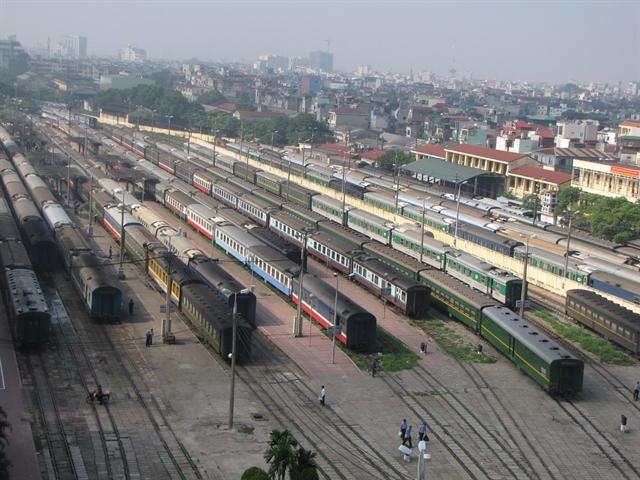 Sau sân bay Phú Quốc, bầu Hiển lại muốn đầu tư Ga Hà Nội