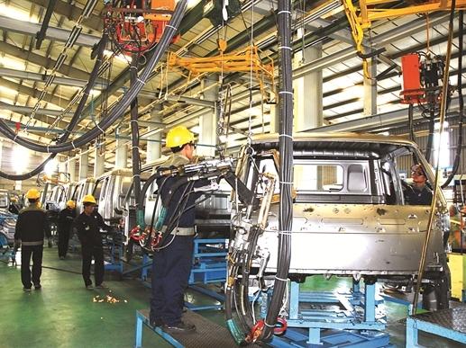FDI Nhật hướng vào hoạt động thương nghiệp