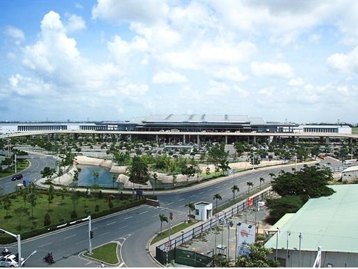 Xây cầu vượt tháo điểm nghẽn vào sân bay Tân Sơn Nhất