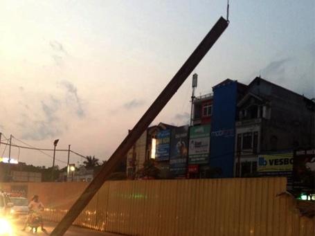 Đình chỉ toàn bộ gói thầu đường sắt trên cao sau sự cố rơi thanh dầm