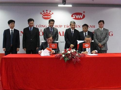 Kinh Đô và Saigon Ve Wong hợp tác xây dựng nhà máy 30 triệu USD tại Bắc Ninh