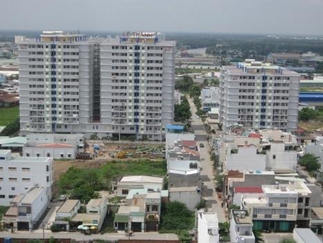 Miễn quy hoạch chi tiết khi xây chung cư dưới 2ha