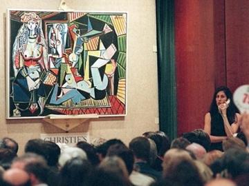 Tranh Picasso có giá bán kỷ lục