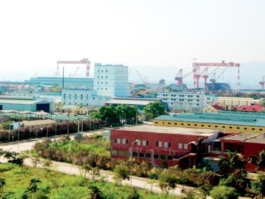 Tập đoàn Trung Quốc muốn xây bến cảng tại Quảng Ninh