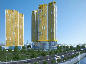 Land Saigon đầu tư khu phức hợp 7.000 tỷ đồng tại đại lộ Võ Văn Kiệt