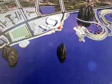 Quảng Ninh sắp có cảng du thuyền 60.000m2 tại Hạ Long