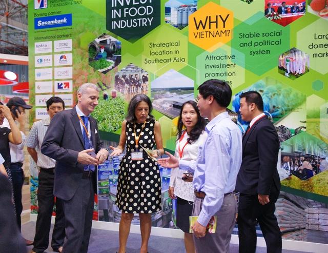 """""""Đầu tư phát triển công nghiệp chế biến thực phẩm"""" - Đề tài hấp dẫn tại FoodExpo"""