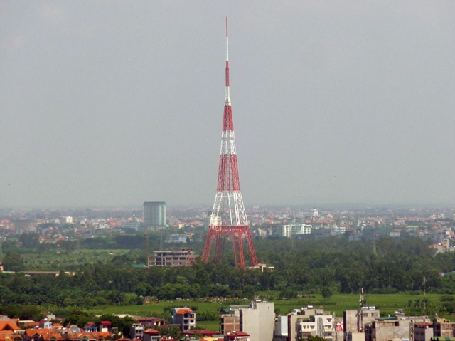 Hà Nội xây Tòa tháp VOV 29 tầng