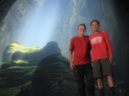 Mất 13 năm để tìm ra hang Sơn Đoòng