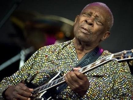 Huyền thoại nhạc Blues - B.B. King qua đời