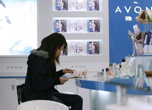 Chuyện buồn của đế chế mỹ phẩm Avon