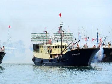 Trung Quốc đơn phương cấm đánh bắt cá ở Biển Đông