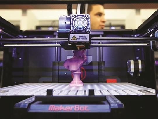 Thế trận mới trên thị trường máy in 3D