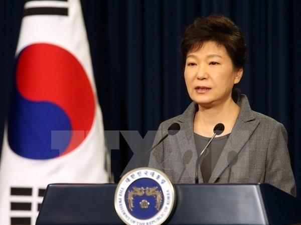 Tổng thống Hàn Quốc cam kết nỗ lực thống nhất Bán đảo Triều Tiên