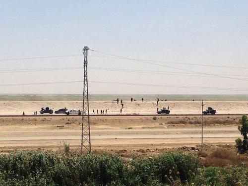 IS tuyên bố chiếm hoàn toàn thành phố của Iraq