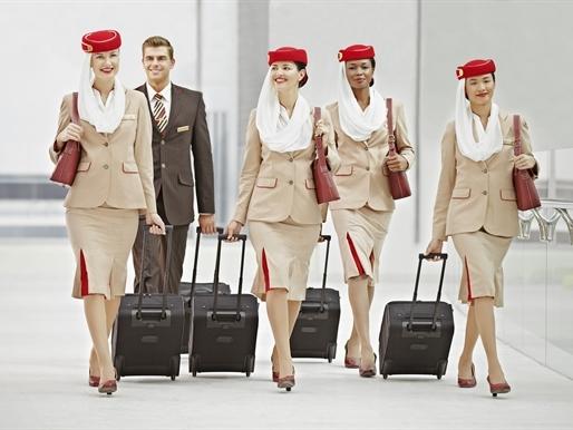 Emirates Airline tìm kiếm những tiếp viên hàng không ưu tú