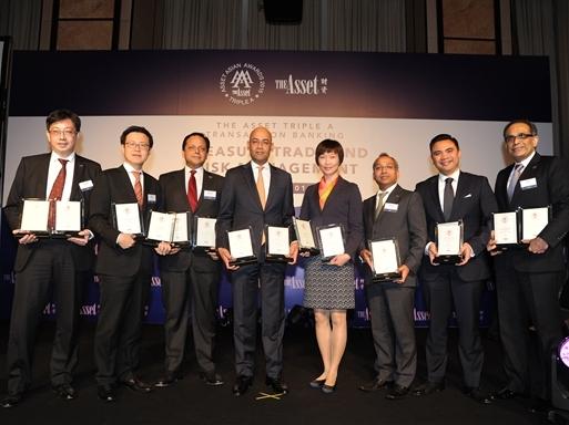 Citi Việt Nam giành 3 giải thưởng của Tạp chí The Asset