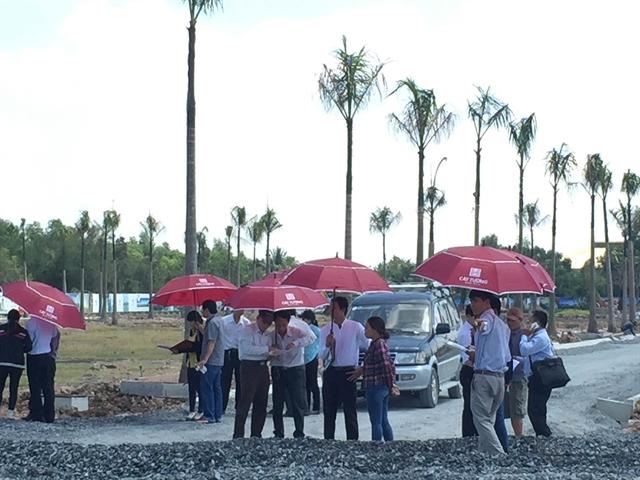 1.200 khách hàng dự lễ mở bán Dự án Cát Tường Phú Thạnh