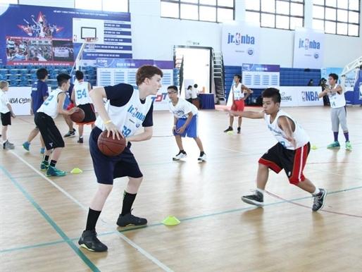 Mason Plumlee của Brooklyn Nets sẽ tham gia Jr. NBA Việt Nam 2015
