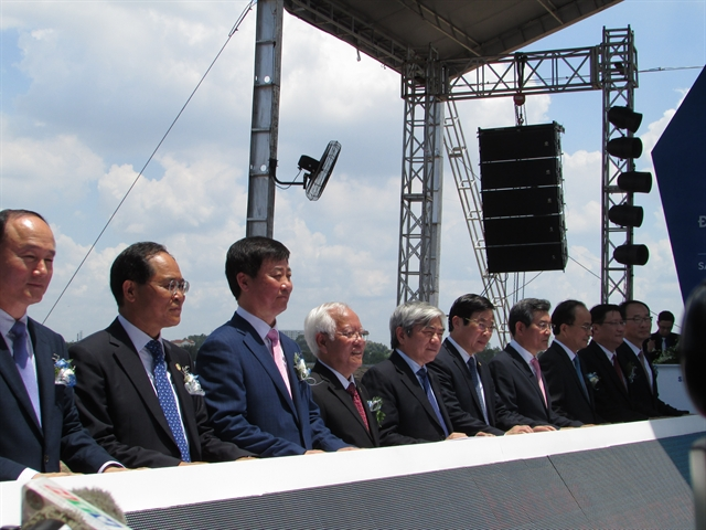 Samsung động thổ SEHC, củng cố vị trí nhà sản xuất TV số một thế giới