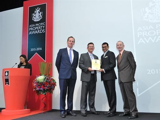 VinaCapital được vinh danh tại International Property Awards 2015-2016
