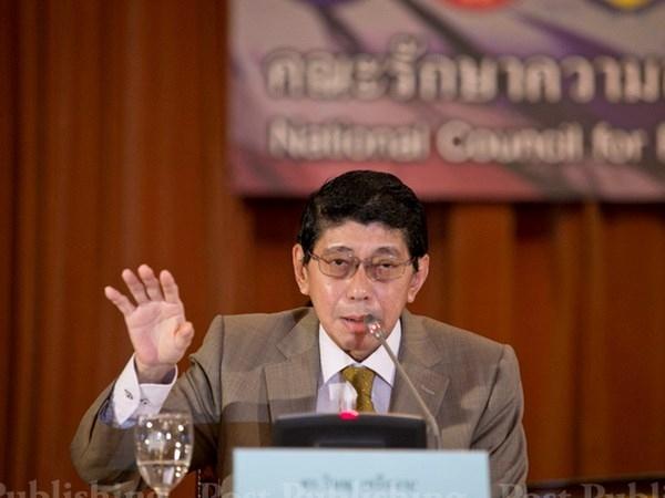 Thái Lan hoãn tổng tuyển cử đến cuối 2016