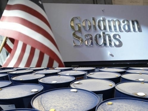 Goldman Sachs: Giá dầu sẽ xuống 45 USD/thùng vào tháng 10