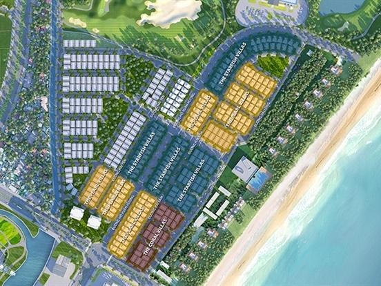 Ngày 31/5, FLC mở bán 292 biệt thự dọc bờ biển Sầm Sơn
