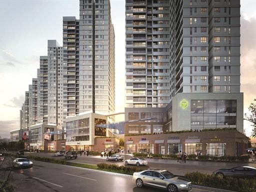Sức hút của khu đô thị The Sun Avenue