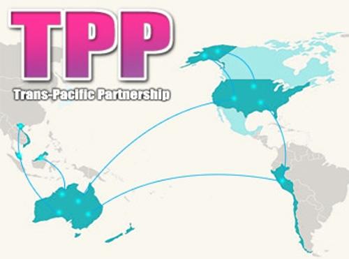 """""""Đàm phán TPP bước vào giai đoạn cuối cùng"""""""