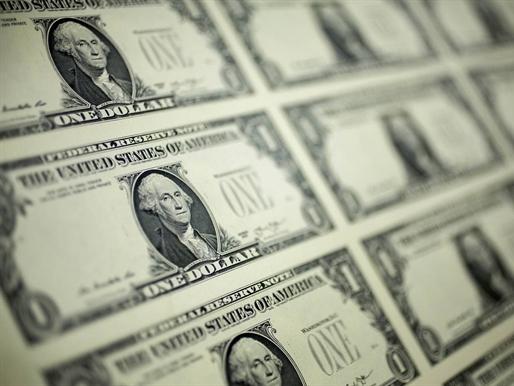 USD lên cao nhất 8 năm so với yên