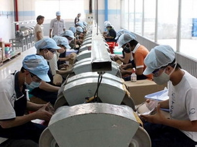 Vốn FDI 5 tháng đầu năm đạt 4,3 tỷ USD