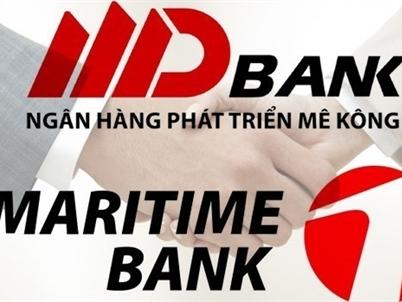 ĐHĐCĐ MaritimeBank: Sáp nhập với MDB vào cuối tháng 6