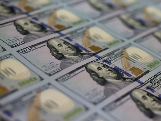 USD sắp bước vào đợt tăng cực mạnh