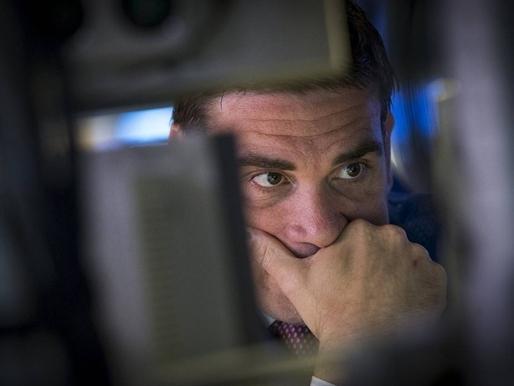 Chứng khoán Mỹ giảm do lo ngại về Hy Lạp và Trung Quốc