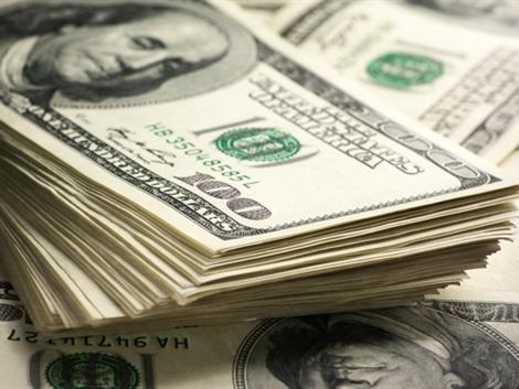USD lên cao nhất 12 năm so với yên