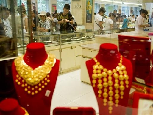 Trung Quốc thành lập Quỹ đầu tư vàng lớn nhất từ trước đến nay