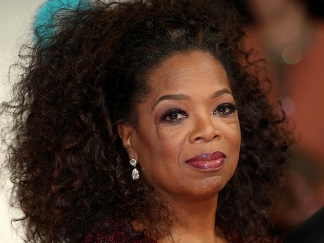 Nữ tỷ phú Oprah Winfrey và hành trình vượt lên số phận