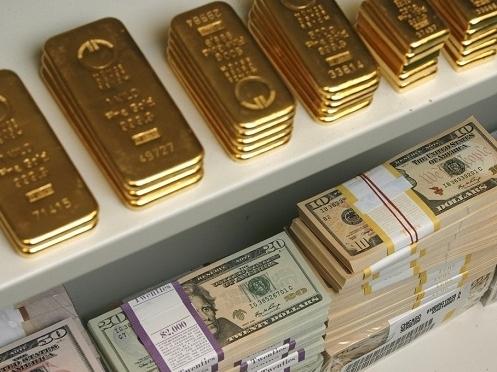 """Nga tiếp tục tăng dự trữ vàng phòng """"rủi ro chính trị"""""""