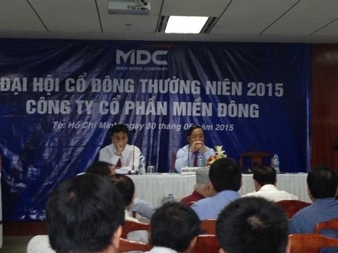 Cổ đông MDG phản ứng gay gắt với kết quả kinh doanh kém của Công ty