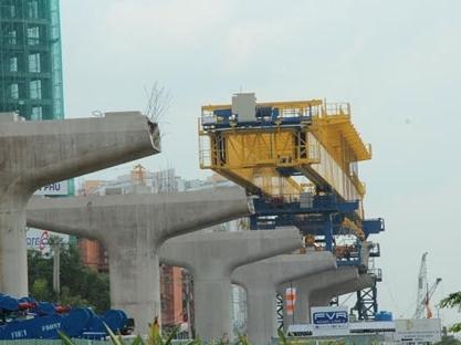 TPHCM: Tuyến metro số 1 dự kiến hoạt động sớm hơn một năm