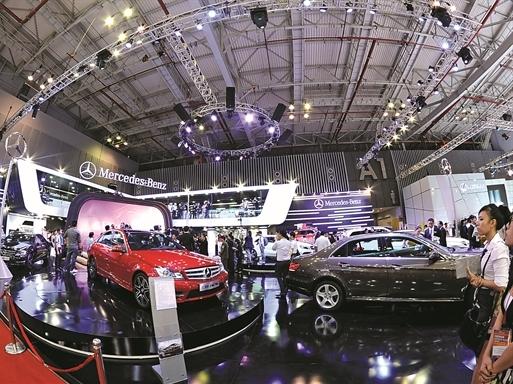 Vietnam Motor Show: Bao giờ mới lớn?