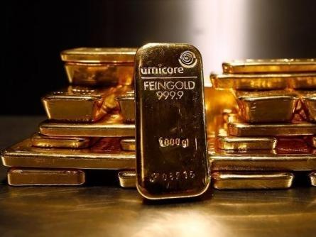 """Thị trường vàng tuần tới vẫn """"kẹt"""" trong vùng giới hạn, chờ báo cáo việc làm"""