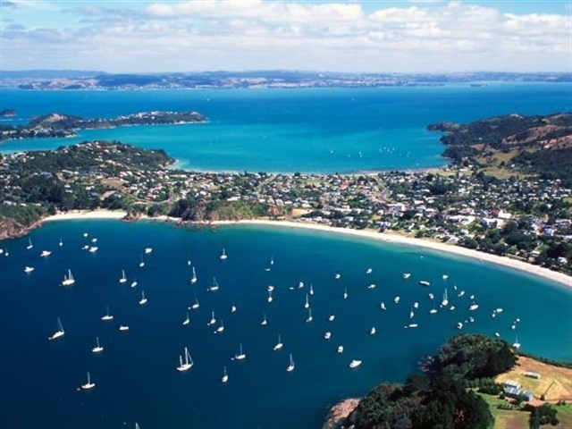 "Khám phá ""thành phố thuyền buồm"" Auckland"