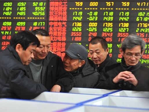 Chứng khoán Trung Quốc mất 550 tỷ USD chỉ trong 1 phiên