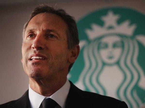 Đế chế cà phê Starbucks và tài sản trị giá 2,3 tỷ USD