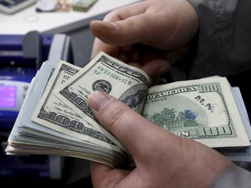 USD lại lên cao nhất 12 năm so với yên