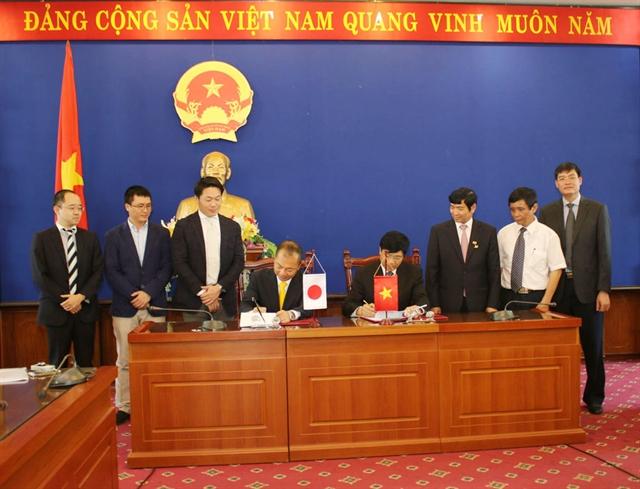 Sumitomo chi 135 triệu USD xây KCN Thăng Long III