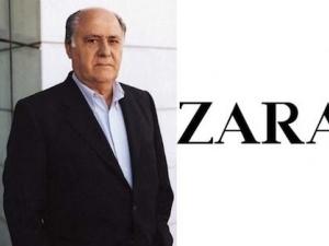 Ông chủ Zara soán ngôi giàu thứ 2 thế giới
